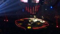 Muse - [JFK] + Interlude + Hysteria, Barclaycard Center, Madrid, Spain  5/5/2016
