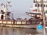 La mer Jaune théâtre d'une bataille navale entre Séoul et Pyongyang