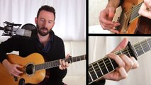 Don't Think Twice, It's All Right - Bob Dylan - Guitar Lesson - Fingerstyle & Strumming  w/ Vocals