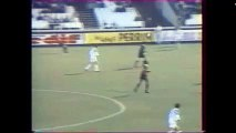 13/12/91 : Laurent Delamontagne (11') : Marseille - Rennes (5-1)