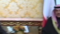 Dışişleri Bakanı Çavuşoğlu, Kuveyt ve Iraklı Mevkidaşları ile Görüştü