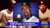 Former MLB Pitcher Caught with 44 Pounds of Cocaine, Authorities Say