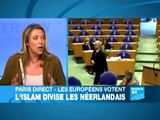 Européennes 2009: l'Islam divise les néerlandais