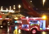 Passengers Evacuated From Southwest Airlines Plane After Fire Breaks Out on Board