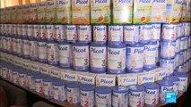 Au Sénégal, les produits Lactalis potentiellement nocifs ont été retirés en décembre