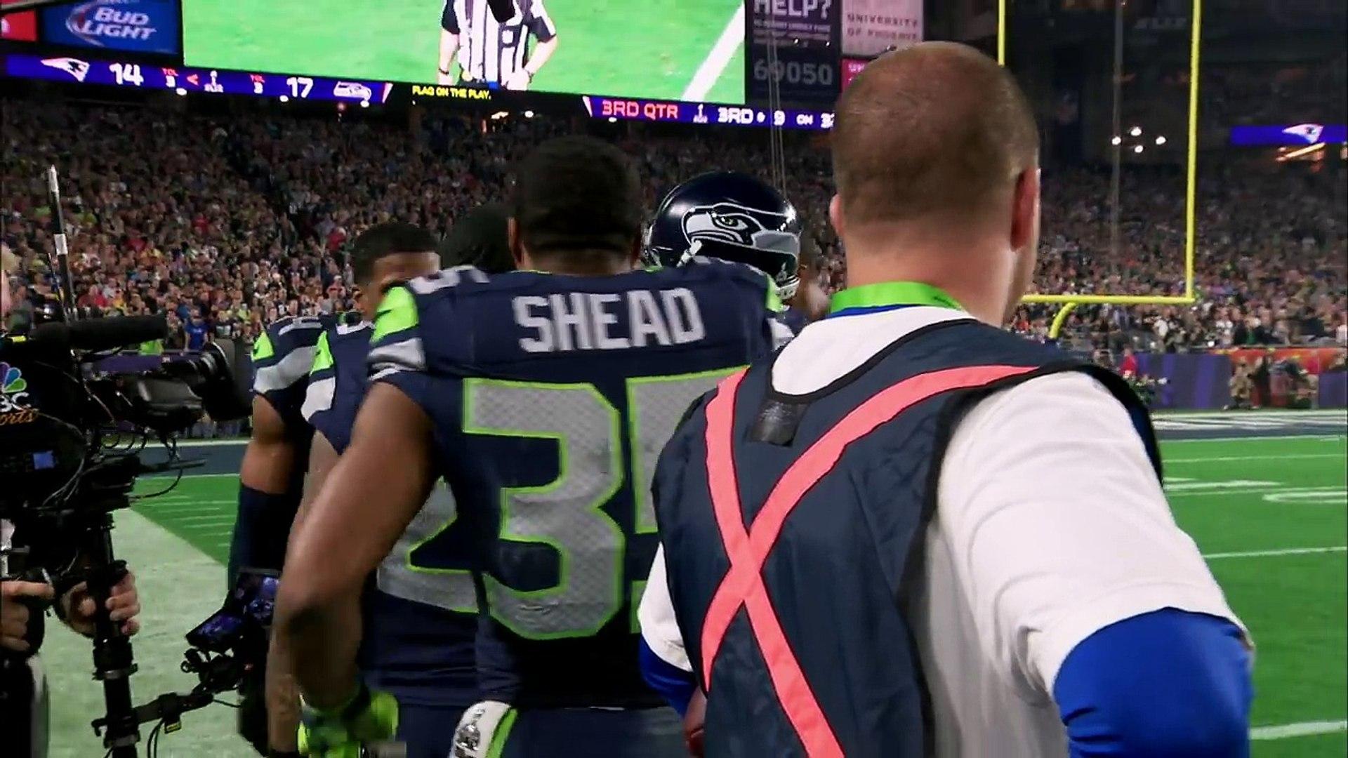 Super bowl - Super Bowl XLIX Mic'd Up Second-Half Highlights  Inside the NFL  NFL Films