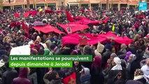 Maroc, colère dans une ancienne ville minière