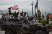 Jandarma Özel Harekat, Mehter Marşıyla Afrin'e Gitti