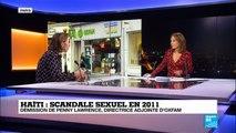 Scandale sexuel en Haïti : la directrice générale d''Oxfam France réagit