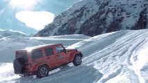 FCA Snow Training 2018- Fun on ice and snow with Alfa Romeo, Jeep and Fiat