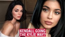 Kendall Jenner Does Lip Job Like Kylie Jenner? Kendall Confused For Kylie With Plumped Lip
