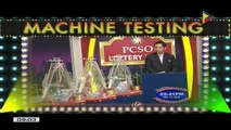 PCSO 9 PM Lotto Draw, February 13, 2018