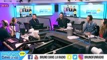 La nouvelle technique d'Elliot au jeu des 30 secs (13/02/2018) - Bruno dans la Radio