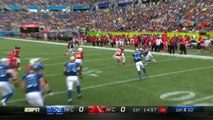 Super bowl - Drew Brees Leads NFC All-Stars Downfield for a TD!  NFC vs. AFC  2018 NFL Pro Bowl HLs