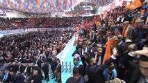"""- Başbakan Yıldırım memleketi Erzincan'da- """"Çanakkale deki mücadelemiz ne ise Afrin'deki mücadelemiz de odur""""- """"Afrin'i siyaset konuşmayacakta Balinaların Yunusların geleceğini mi konuşacak""""- """"Ey ABD bu canilere silah vermeyi bı..."""
