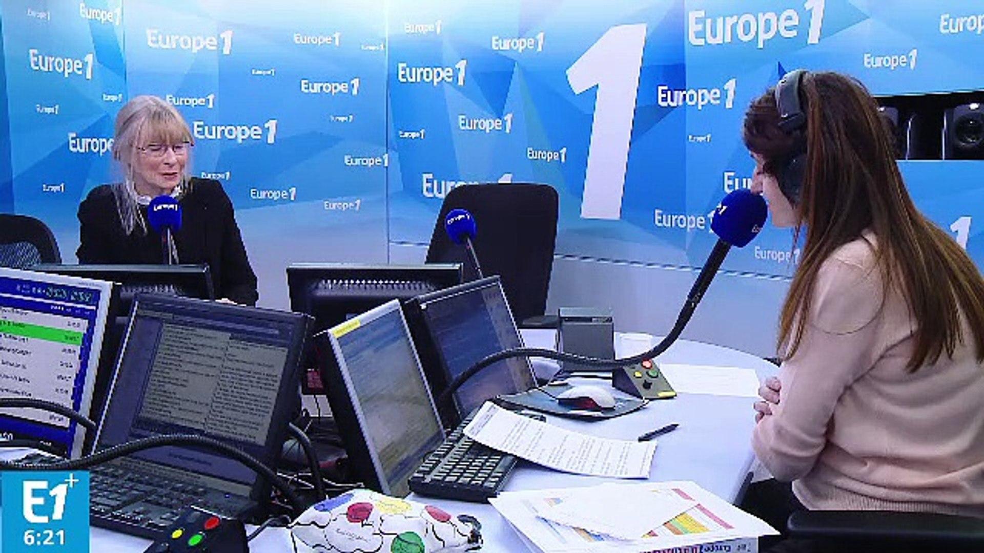 Marie Mercier était l'invité d'Europe 1