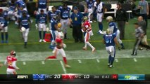 Super bowl - Hayward's INT & Laterals, Hilton's Leaping Catch & Shady's TD!  Can't-Miss Play  2018 Pro Bowl HLs