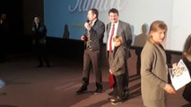 Dany Boon fait Citoyen d'Honneur de la Ville de Tournai