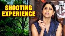 Sai Tamhankar And Sharad Kelkar Share Their Experience During Shooting In Jungle