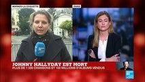Mort de Johnny Hallyday : le chanteur s''est éteint dans sa résidence de Marnes-la-Coquette