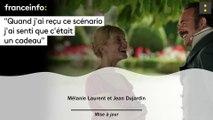 """Mélanie Laurent :""""Quand j'ai reçu ce scénario j'ai senti que c'était un cadeau"""""""
