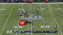 Super bowl - Tom Brady Fires a TD to Chris Hogan to Cut Philly's Lead!  Eagles vs. Patriots  Super Bowl LII