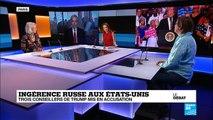 Ingérence russe aux Etats-Unis : Paul Manafort inculpé de 12 chefs d'inculpation (partie 1)