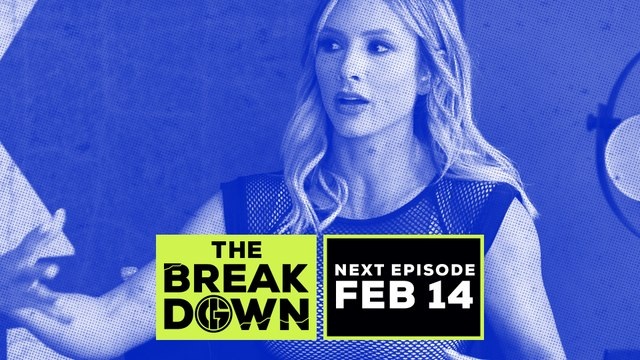 Paige Hathaway Reveals The Creepiest Sexual Harassment Message She Ever Received | The Breakdown Clip