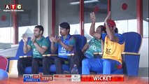 What an awesome bowling  by Rashid Khan   He took five wickets against Zimbabwe 3rd ODI Match   To Watch all the video Click here