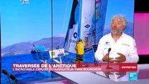 """Yvan Bourgnon : """"J'ai touché mon Everest au prix de risques énormes"""""""