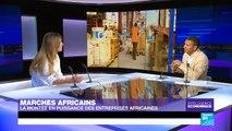 Marchés africains : la montée en puissance des entreprises africaines