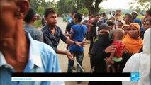 L''aide humanitaire urgente au Bangladesh