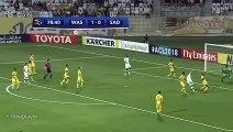 Baghdad Bounedjah Goal HD - Al Wasl (Uae) 1-1 Al-Sadd (Qat) 13.02.2018