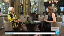 "Helen Mirren, ""queen"" du cinéma britannique"
