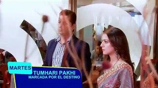 Tumhari Pakhi ¡Riya esta acorralada y su amor pro