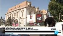 """Législatives sénégalaises : """"C'est une violation grave des droits politiques de Khalifa Sall"""""""