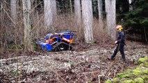 Fixin   le parc Noisot débroussaillé    par un robot