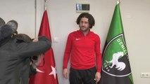 Denizlispor'da Akın Çorap Giresunspor Maçı Hazırlıkları