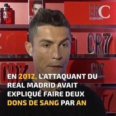 Voilà pourquoi Cristiano Ronaldo n'a pas de tatouages