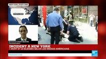 1 mort et 22 blessés : Une voiture fonce sur des pétons à Times Square à New York