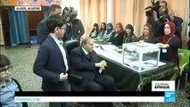 Législatives algériennes : fébrile et en fauteuil, Bouteflika réapparaît pour voter