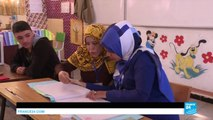 """Législatives en Algérie : """"Réveillez votre mari pour aller voter. S'il ne vote pas, frappez-le !"""""""