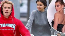 'People around Selena are worried': Fears for Gomez's 'tumultuous' romance with Justin Bieber... as fights over his ex Hailey Baldwin force on-off couple to seek therapy.