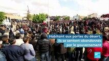 Tunisie : grève générale dans le sud du pays