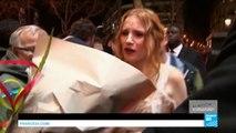 """Jessica Chastain : """"Pour moi, toutes les femmes sont fortes"""""""
