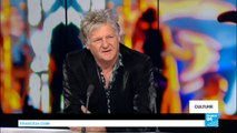 "Rodolphe Burger, nouvel album ""GOOD"" en DIRECT SUR FRANCE 24"
