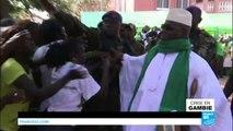 L'ancien président Yahya Jammeh a quitté la Gambie pour la Guinée équatoriale