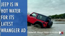 Force Family Crashes, Jeep Ad In Trouble, Newest Ticket-able Offense, Truck Highway, And Digital Driver's Licenses