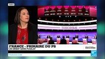 Primaire du parti socialiste : un débat sans pugilat