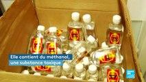 SIBÉRIE : Intoxication mortelle à l'huile de bain consommée comme de l'alcool !